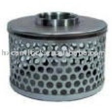 cold-rolled steel-plated water pump strainer